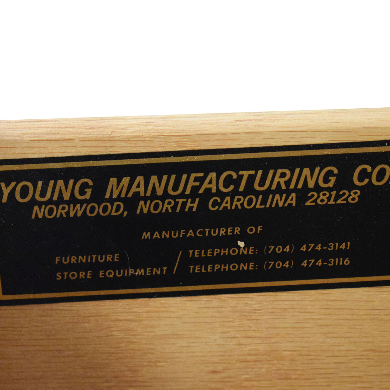 buy Young Manufacturing Company Mid Century Credenza Young Manufacturing Company