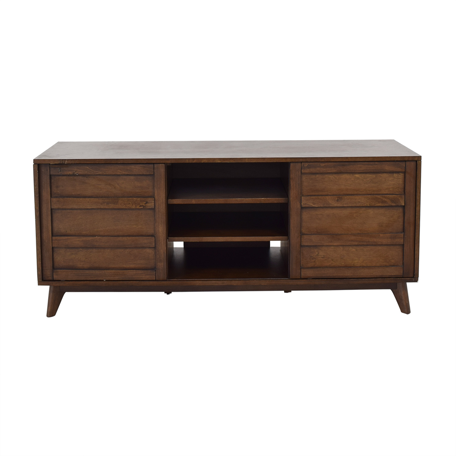 Crate & Barrel Crate & Barrel Media Console used