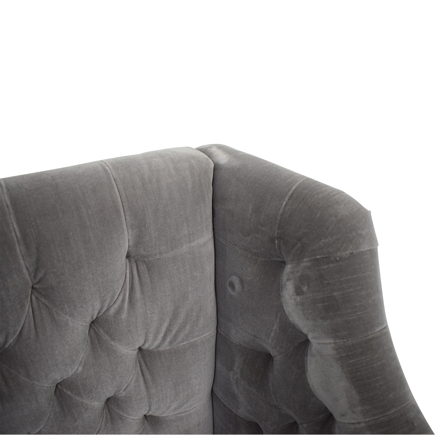 Restoration Hardware Restoration Hardware Devyn Tufted Queen Daybed