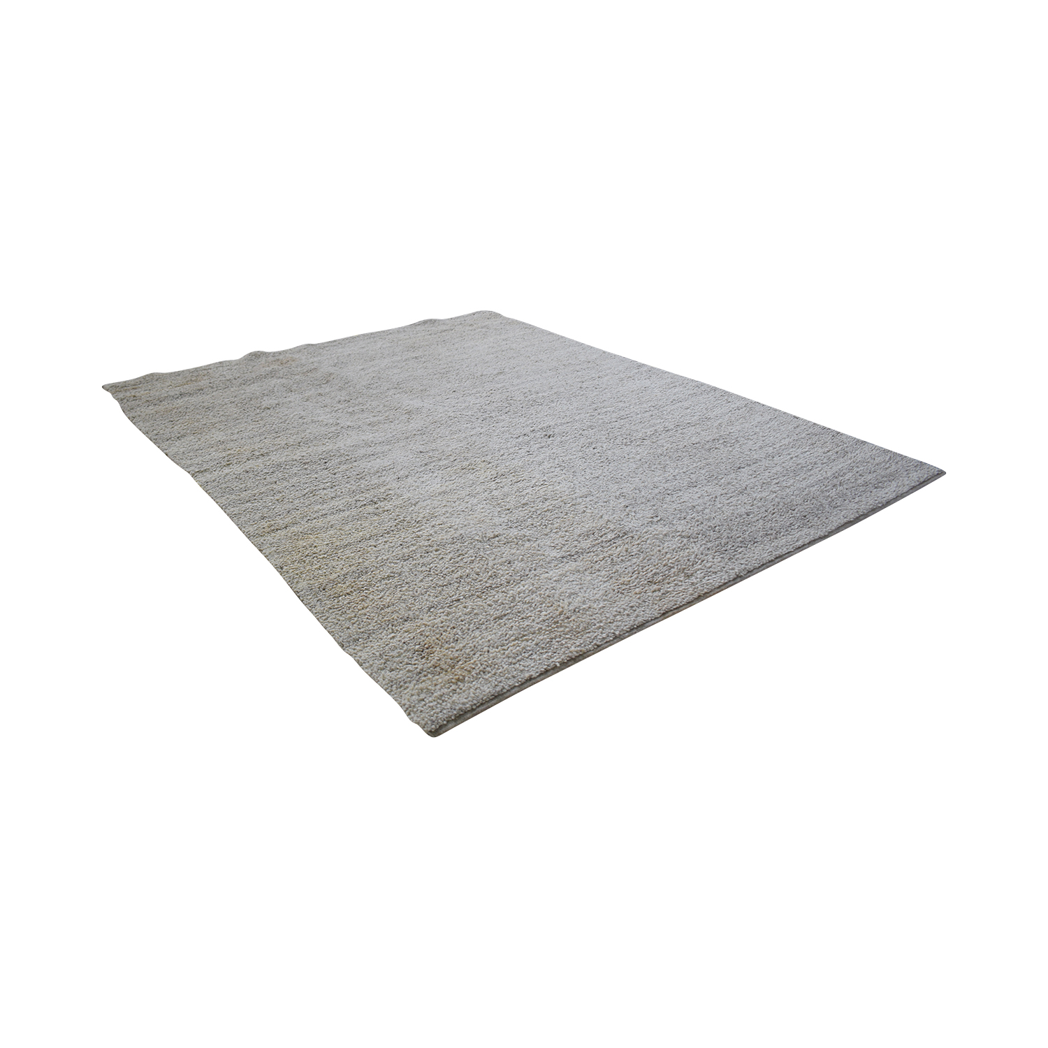 West Elm West Elm Steven Alan Solid Wool Shag Rug coupon