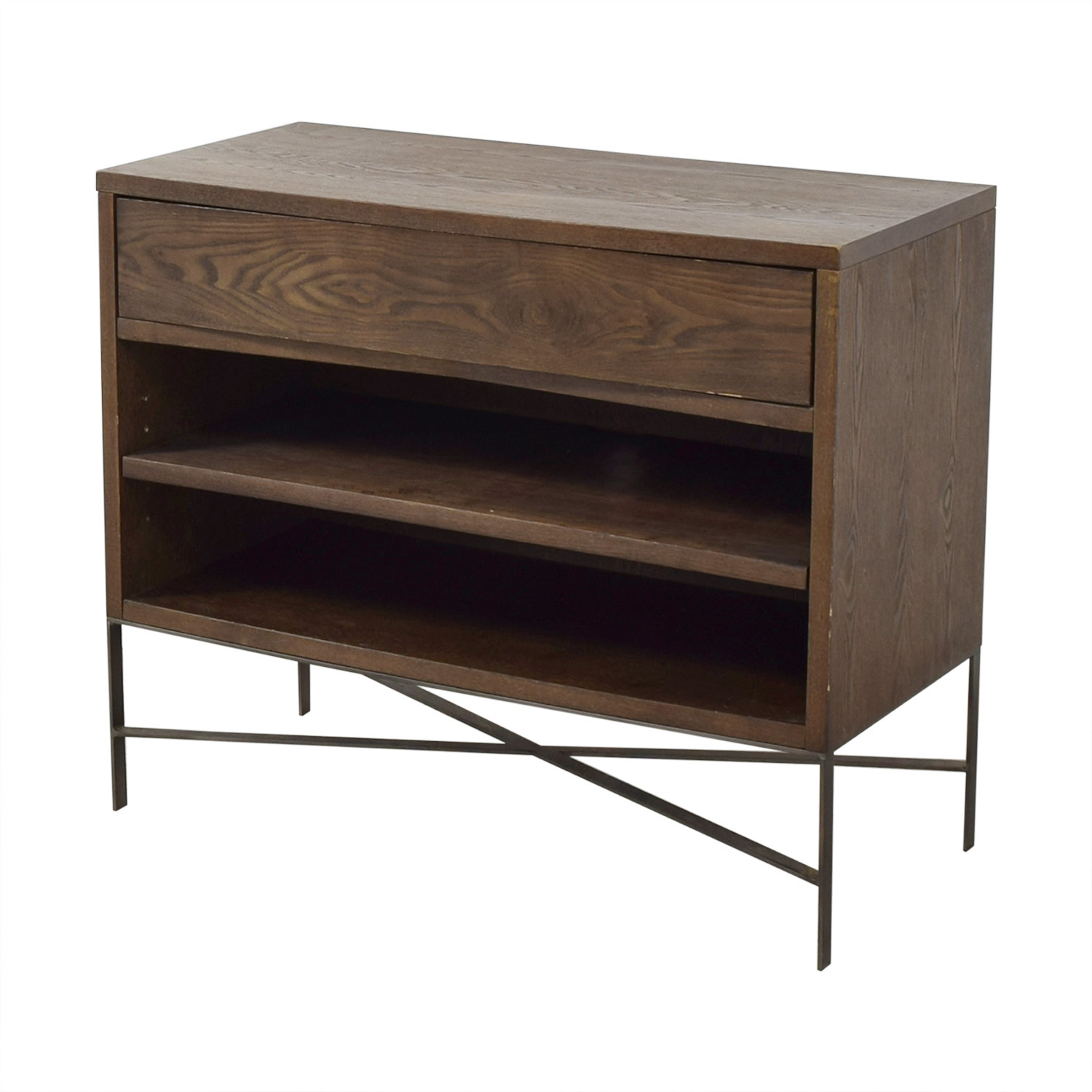 shop West Elm Preston Media Console West Elm Storage