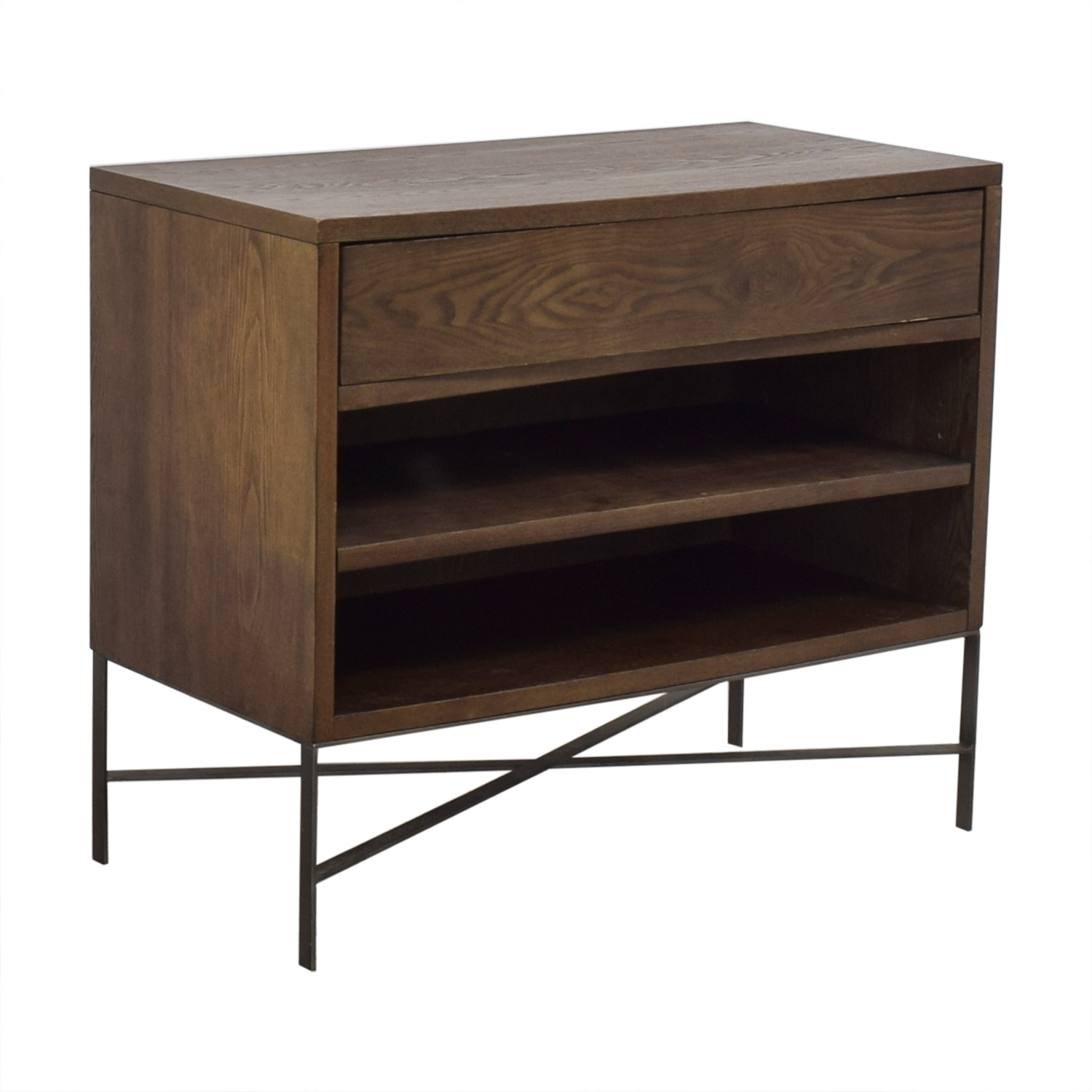 West Elm West Elm Preston Media Console used