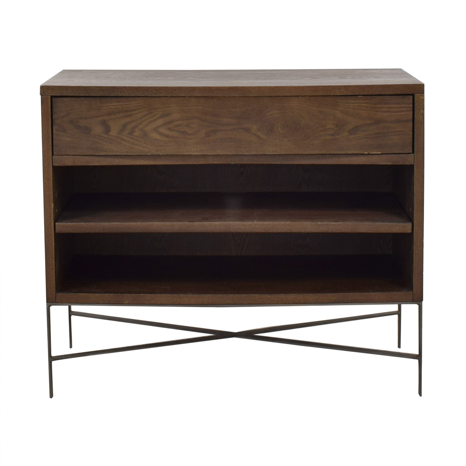 shop West Elm Preston Media Console West Elm Media Units