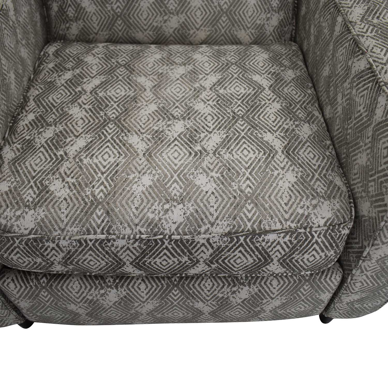 buy Crate & Barrel Recliner Chair Crate & Barrel Chairs