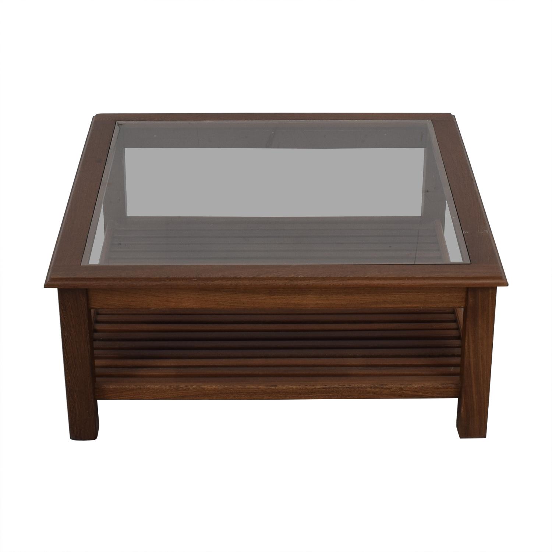 Dalmann Dalmann Craftsman Coffee Table used
