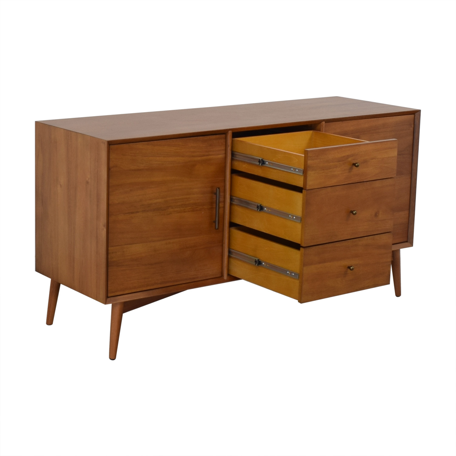 West Elm West Elm Mid-Century Media Console nyc