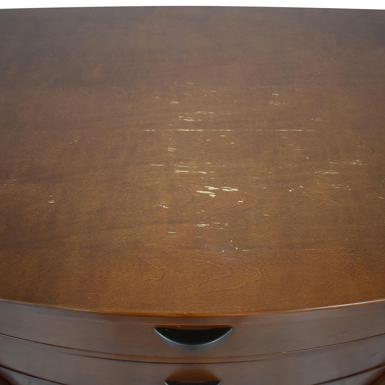 Crate & Barrel Crate & Barrel Four Drawer Dresser nj
