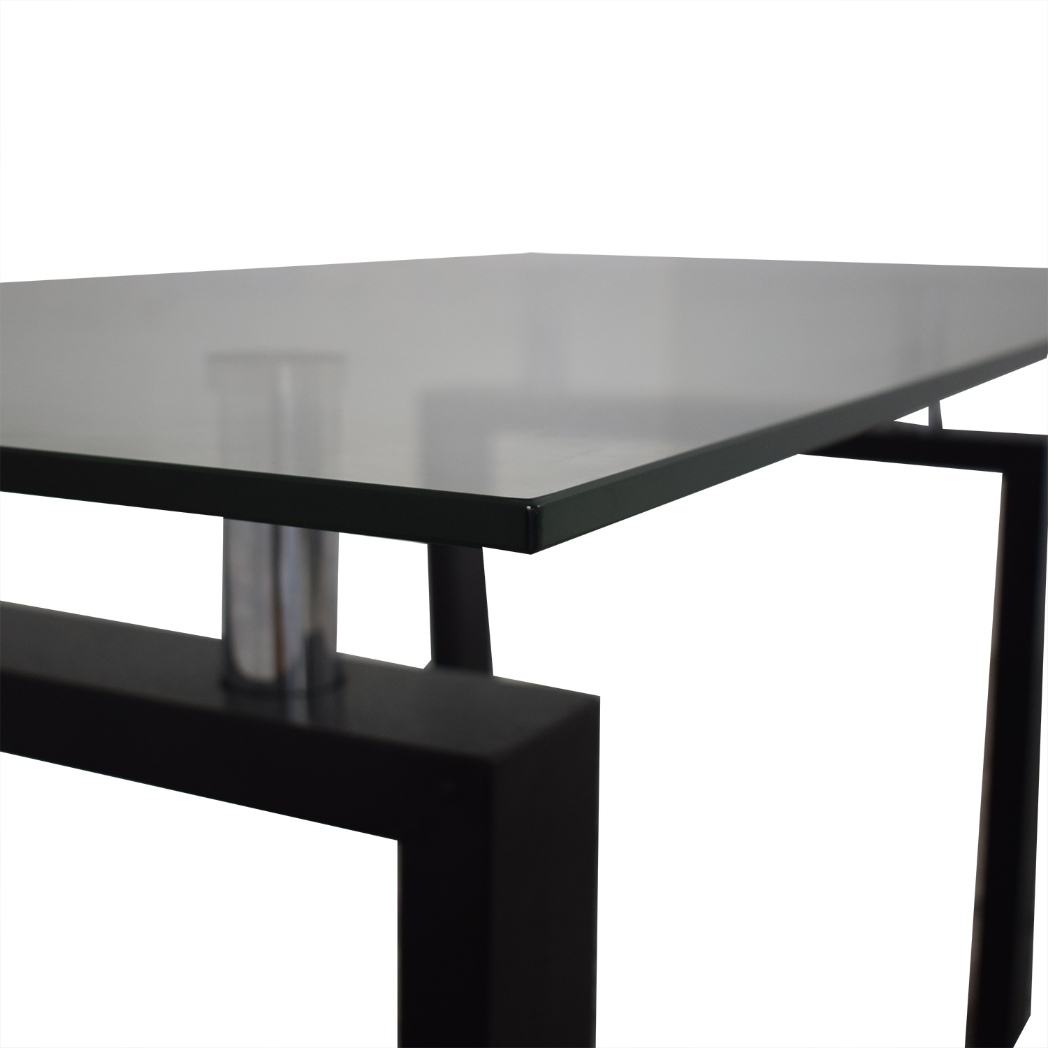 shop Glass Top Dining Table  Dinner Tables