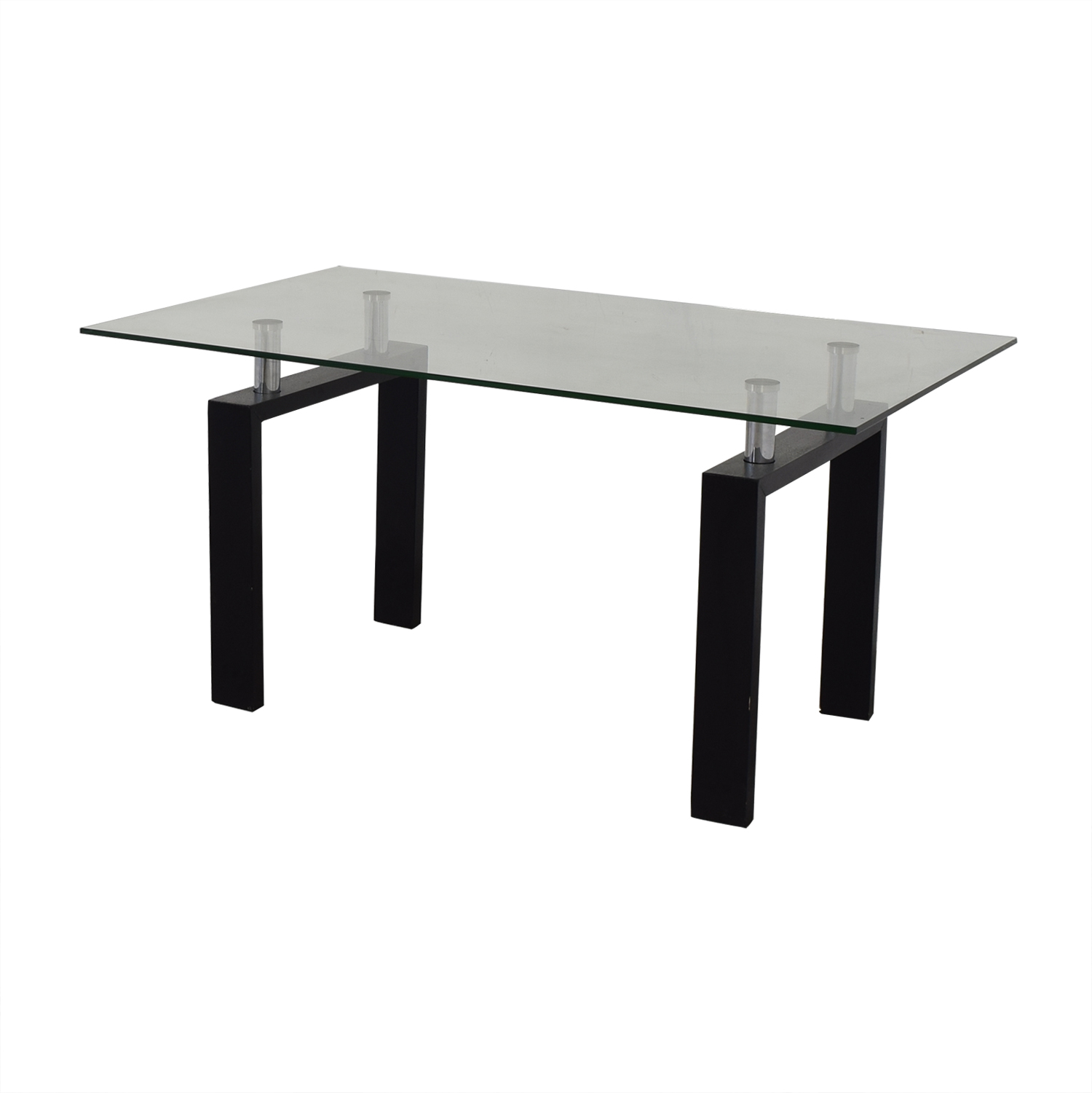 Glass Top Dining Table coupon
