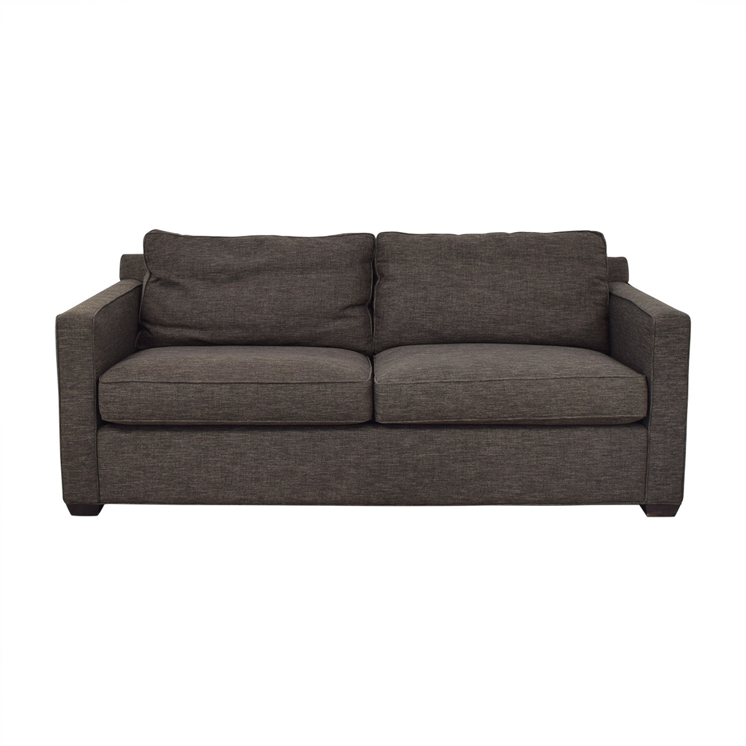 Crate & Barrel Crate & Barrel Barrett Track Arm Sofa on sale