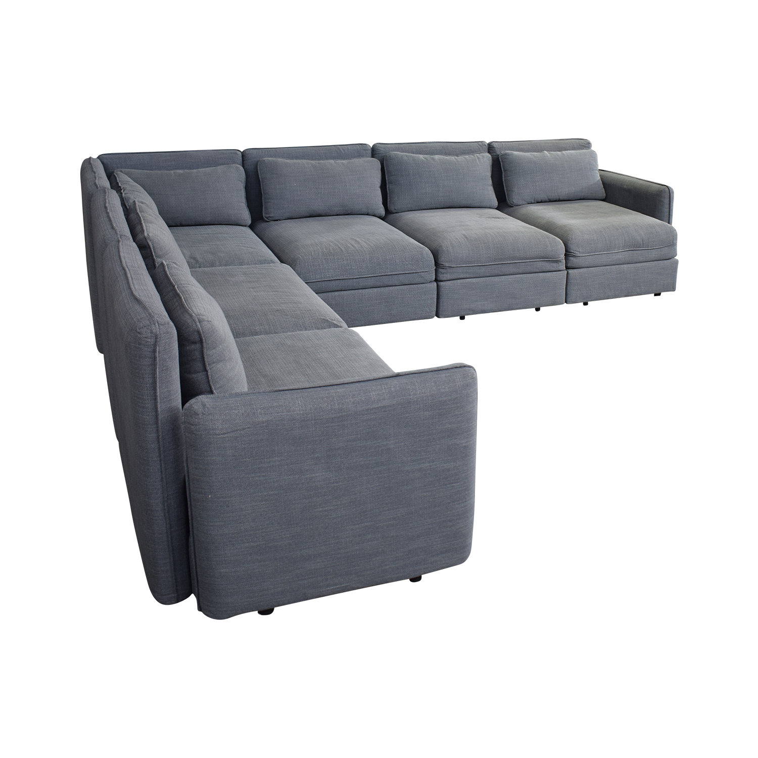 shop IKEA Ikea Six Piece Sectional Sleeper Sofa online