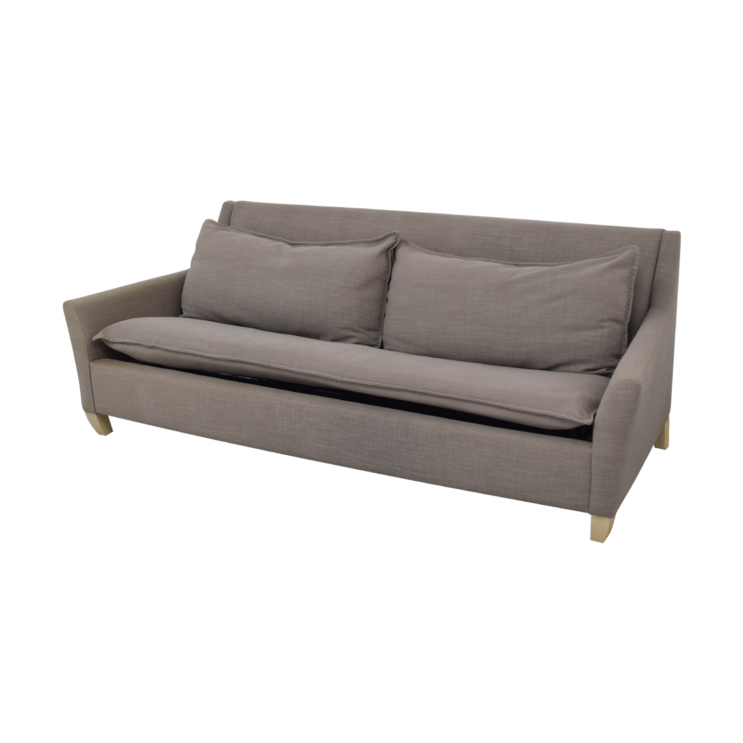 buy West Elm Bliss Queen Sleeper Sofa West Elm