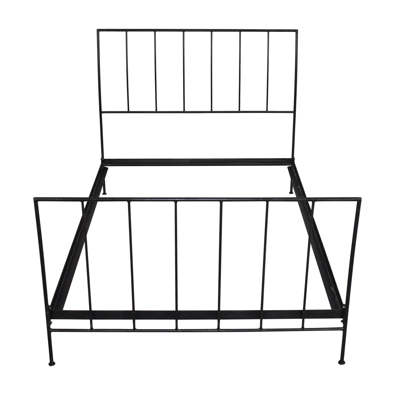 buy Charles P. Rogers Milan Full Bed Charles P. Rogers Bed Frames