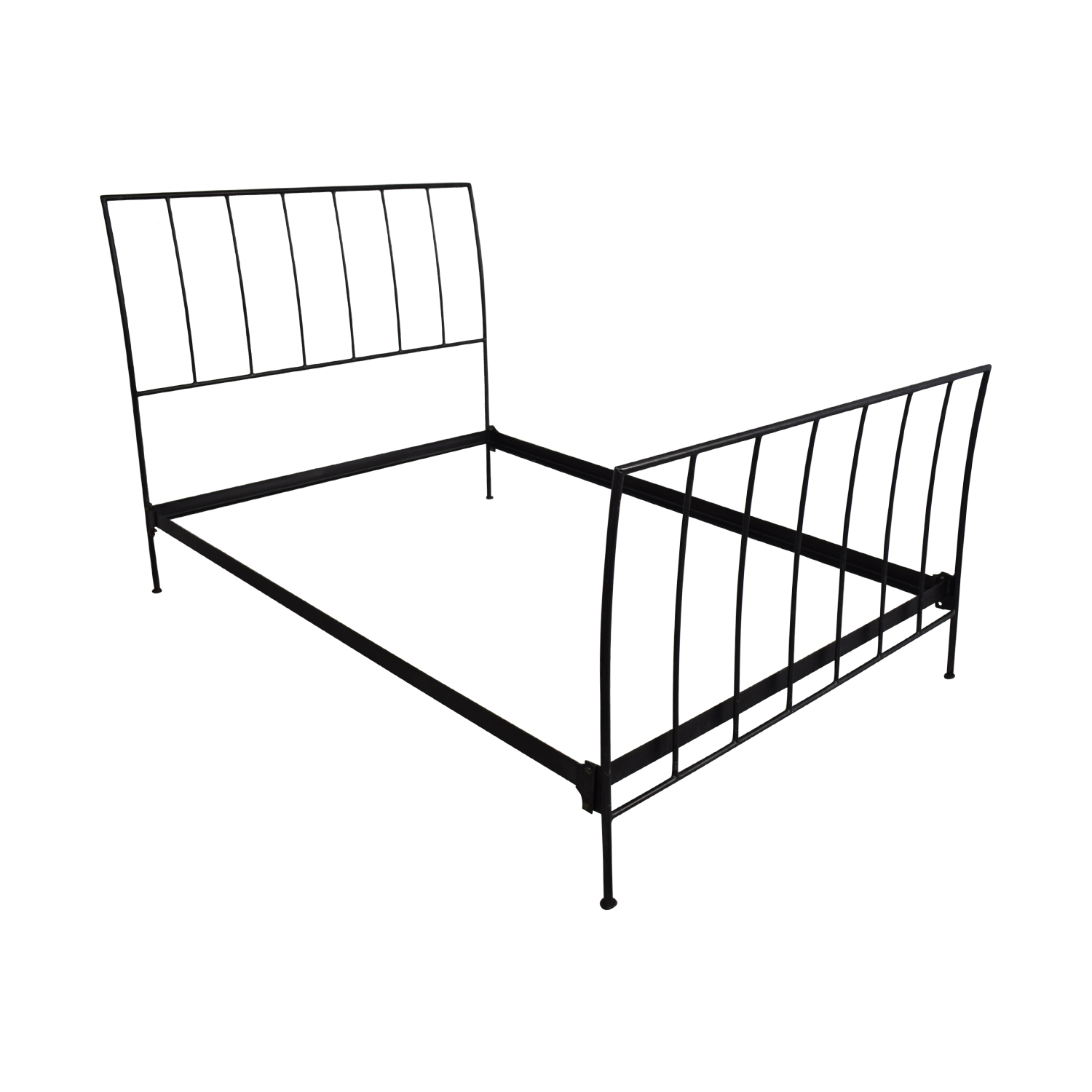 Charles P. Rogers Charles P. Rogers Milan Full Bed