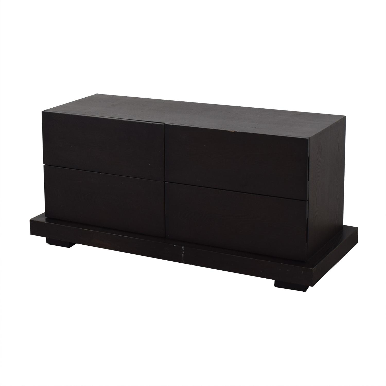 shop West Elm West Elm Modern Four Drawer Dresser online
