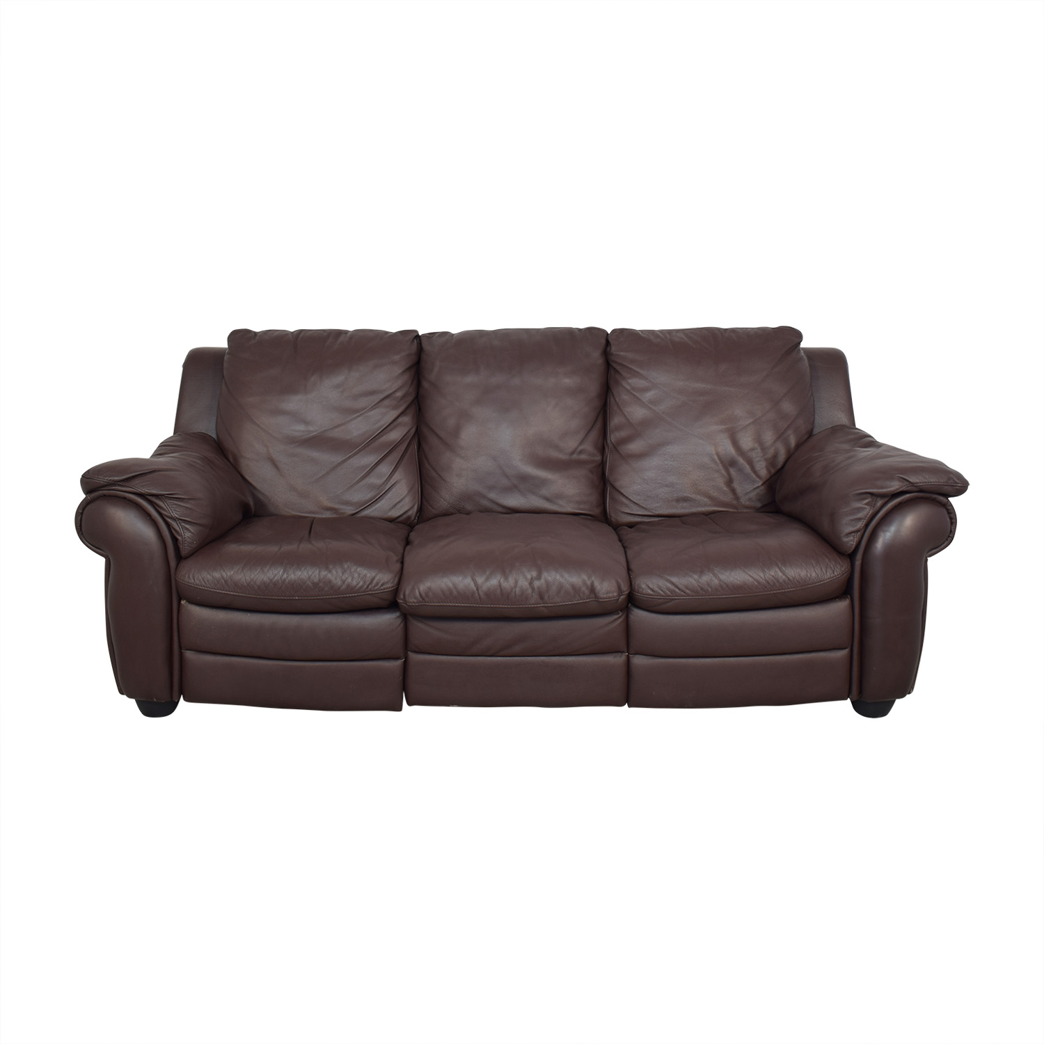 Three Cushion Recliner Sofa nyc