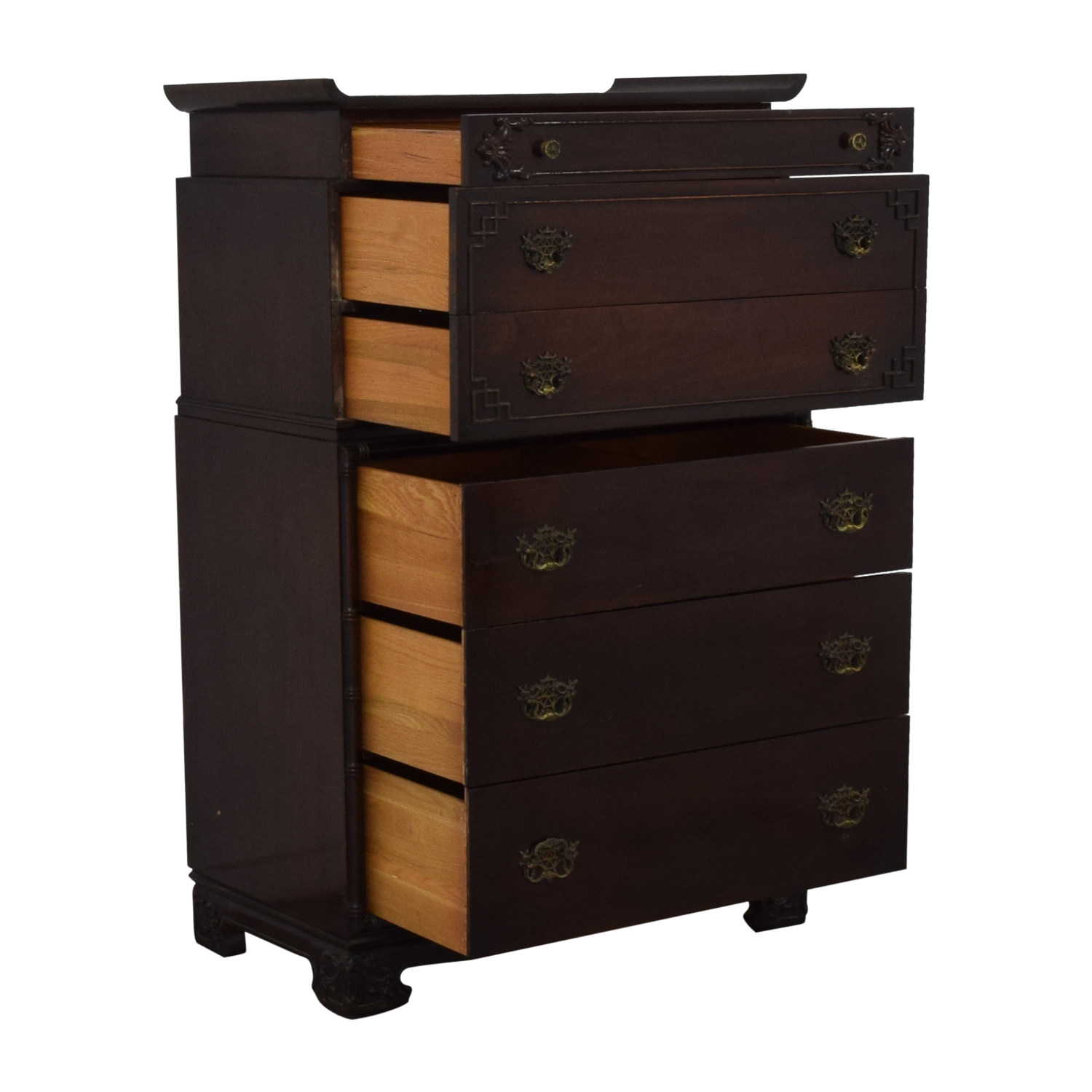 shop Chippendale Chest of Drawers Chippendale Storage