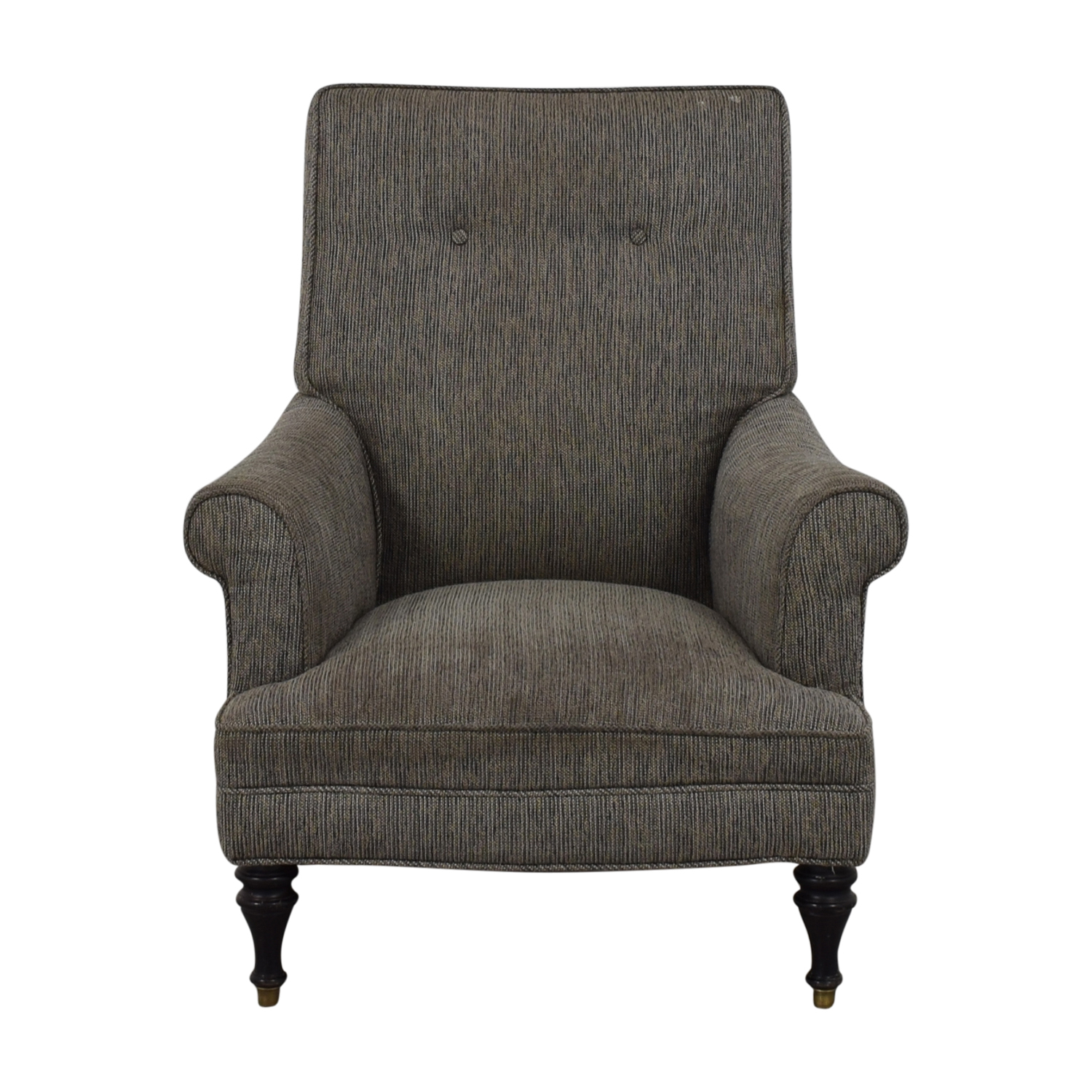 Restoration Hardware Restoration Hardware Reupholstered Armchair second hand
