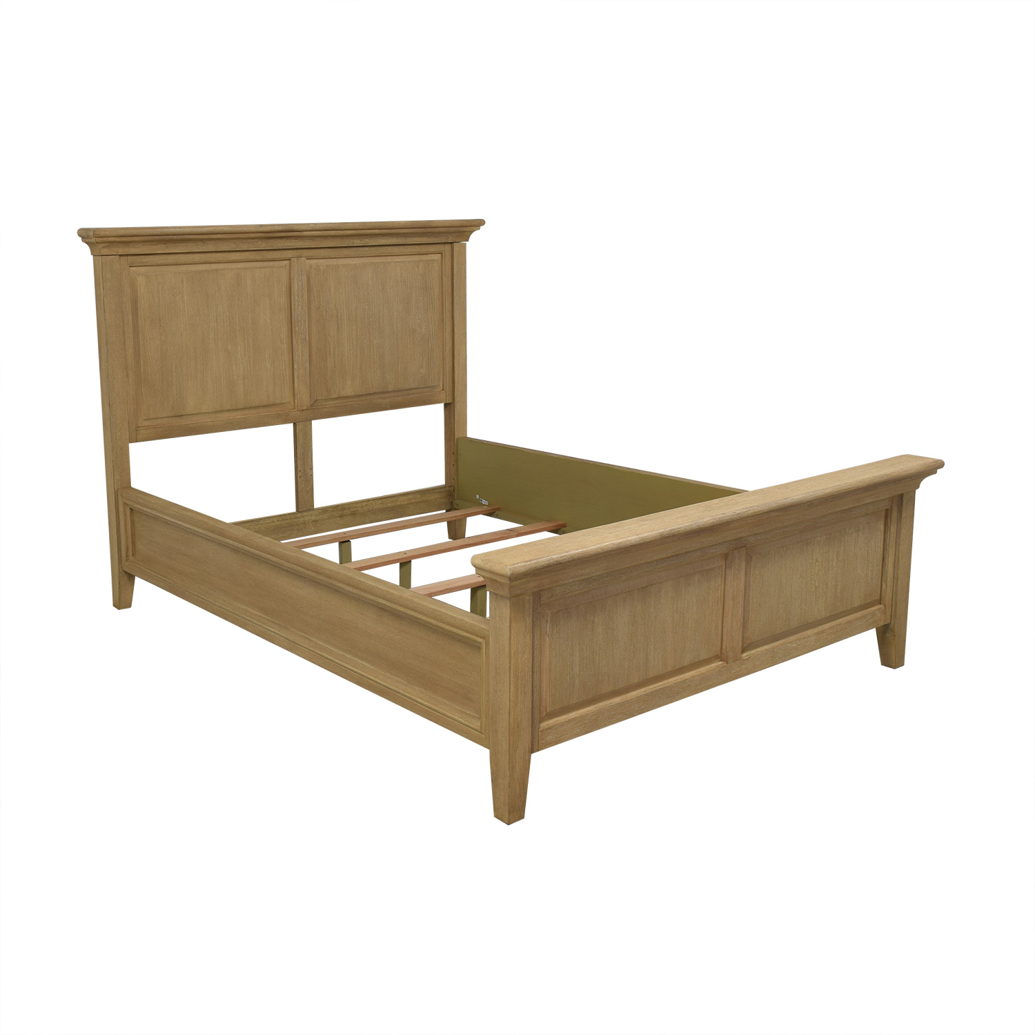 Pottery Barn Pottery Barn Hudson Queen Bed
