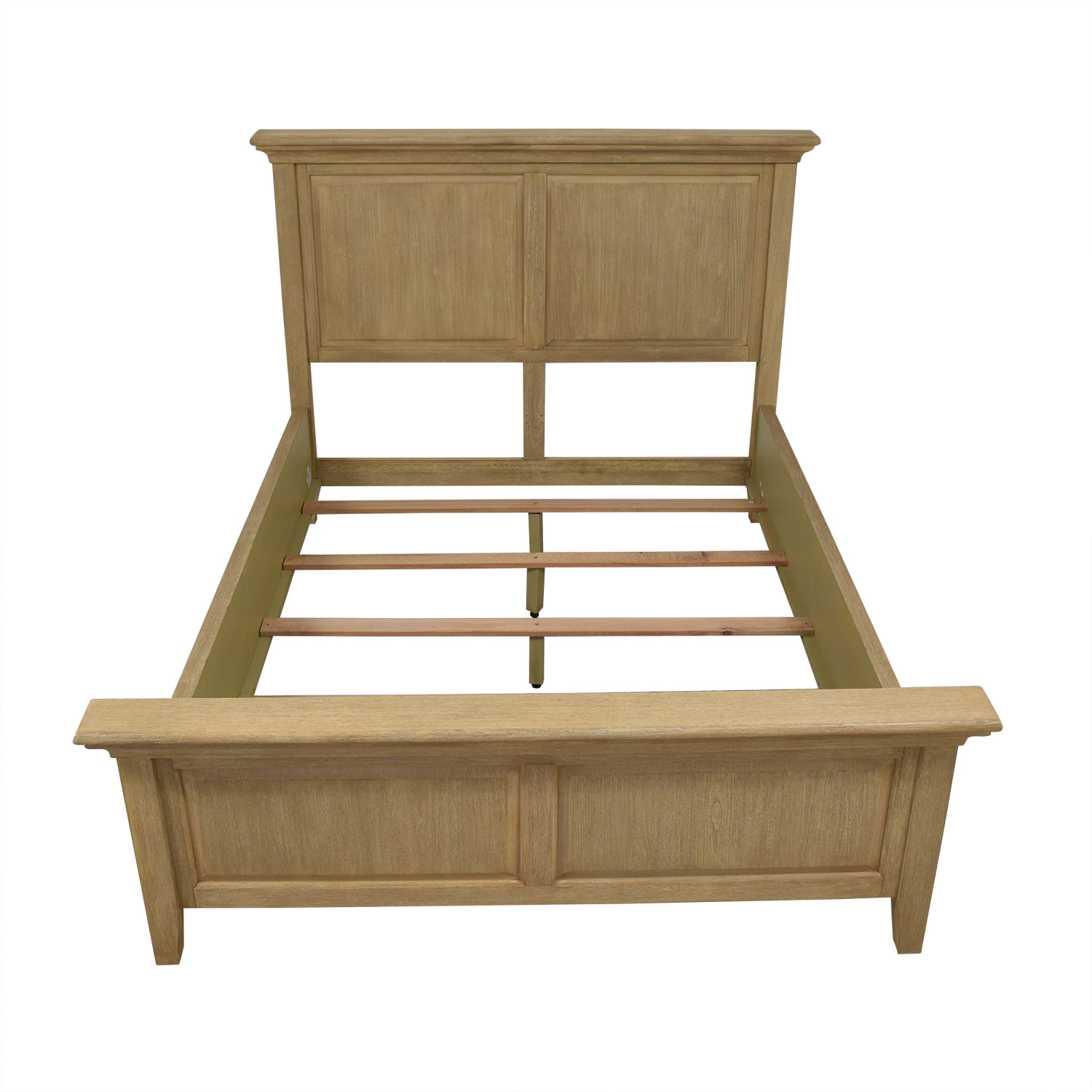 shop Pottery Barn Hudson Queen Bed Pottery Barn