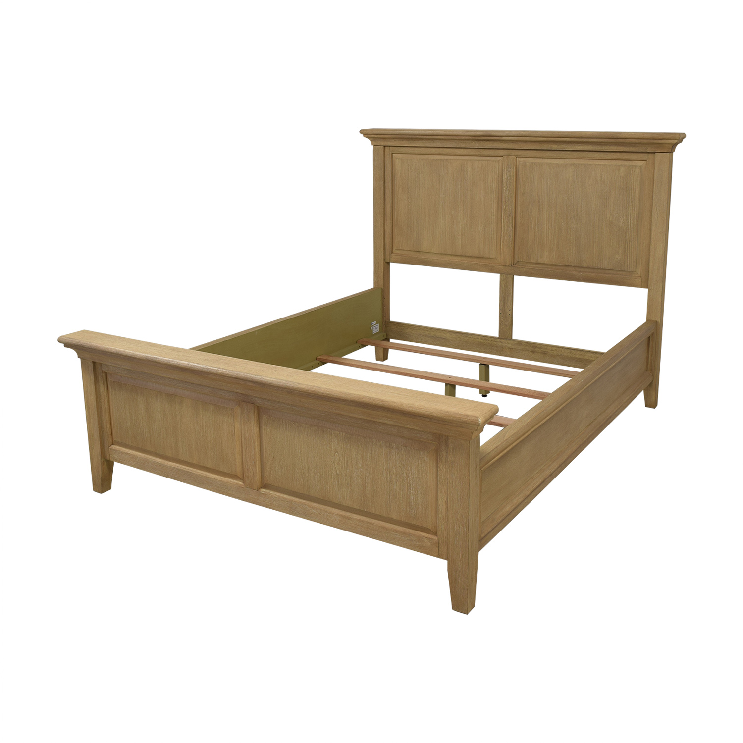 Pottery Barn Pottery Barn Hudson Queen Bed Bed Frames