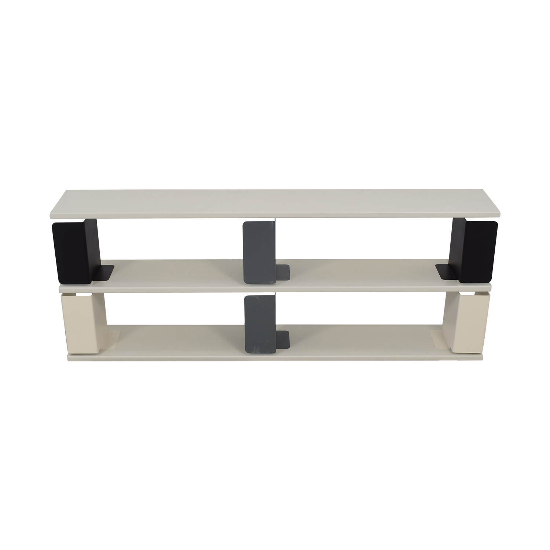 ClassiCon ClassiCon Paris Three Shelf Unit by Barber & Osgerby dimensions