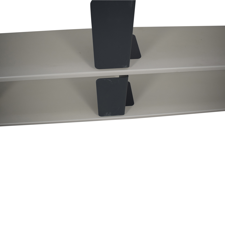 buy ClassiCon Paris Three Shelf Unit by Barber & Osgerby ClassiCon Storage