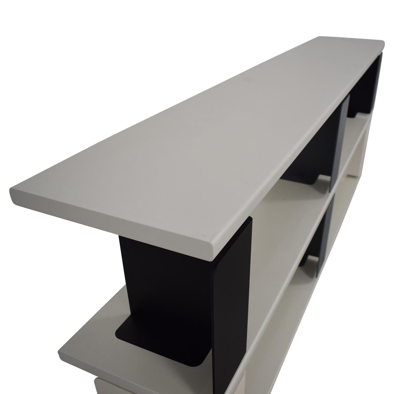 buy ClassiCon Paris Three Shelf Unit by Barber & Osgerby ClassiCon Media Units