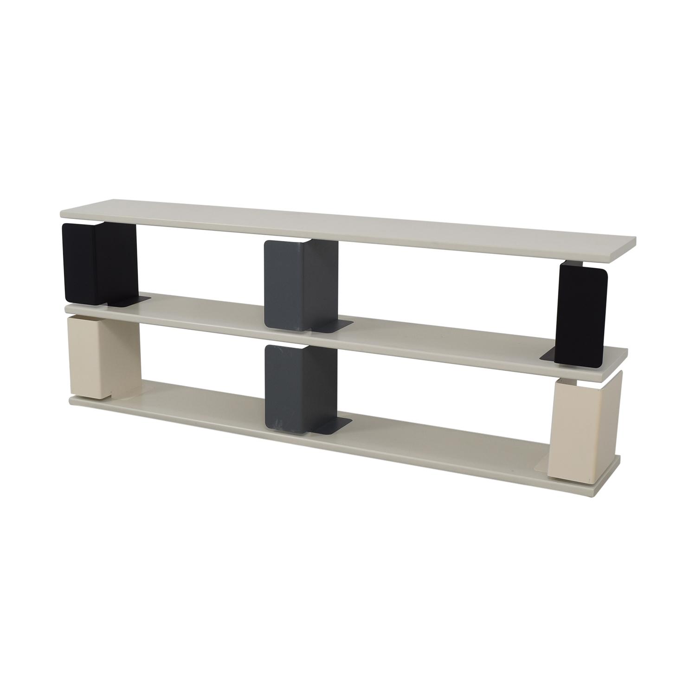 buy ClassiCon Paris Three Shelf Unit by Barber & Osgerby ClassiCon