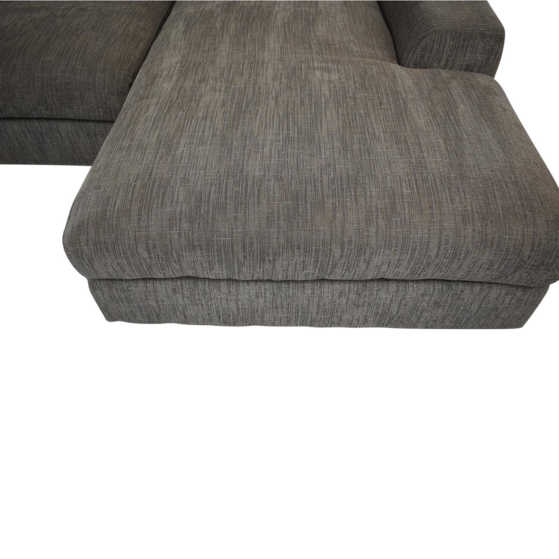 shop Nick Scali Nick Scali Lounge Sectional Sofa online