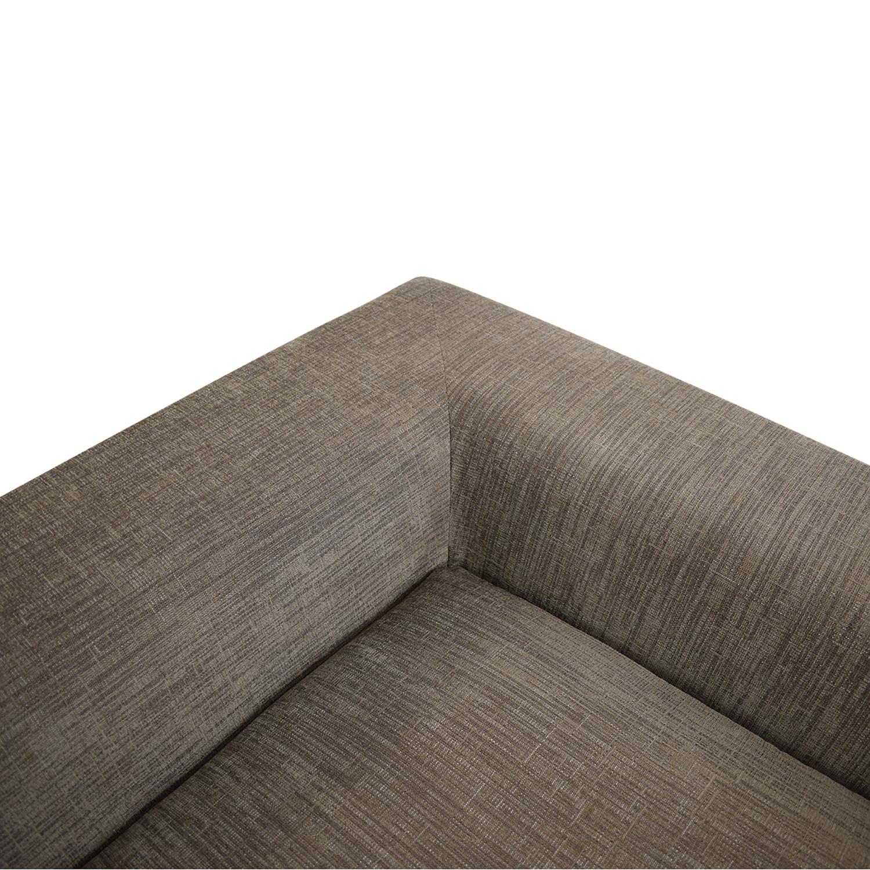 Nick Scali Nick Scali Lounge Sectional Sofa nj
