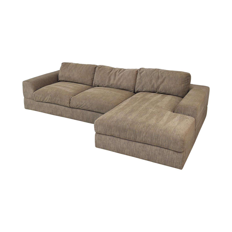 Nick Scali Nick Scali Lounge Sectional Sofa nyc