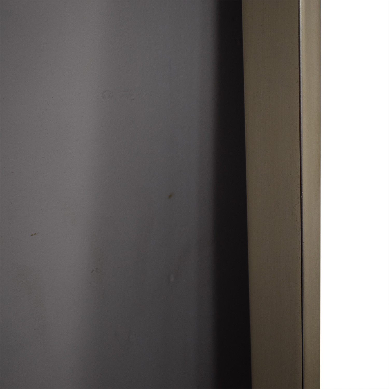 West Elm West Elm Metal Framed Floor Mirror Decor