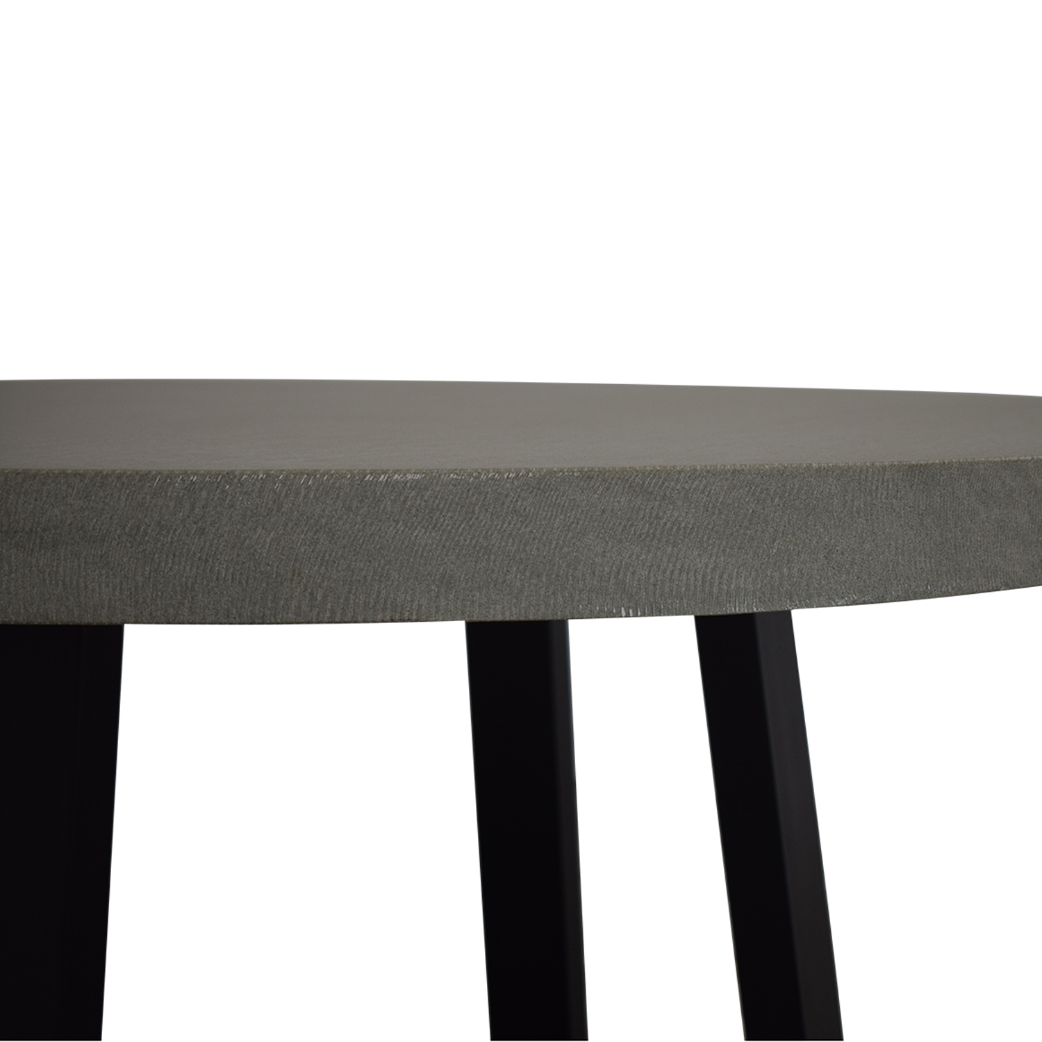 shop West Elm Round Slab Outdoor Dining Table West Elm Dinner Tables
