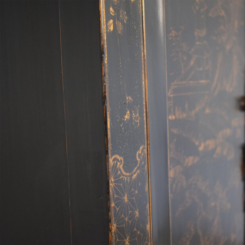 shop Tall Antique Armoire  Wardrobes & Armoires