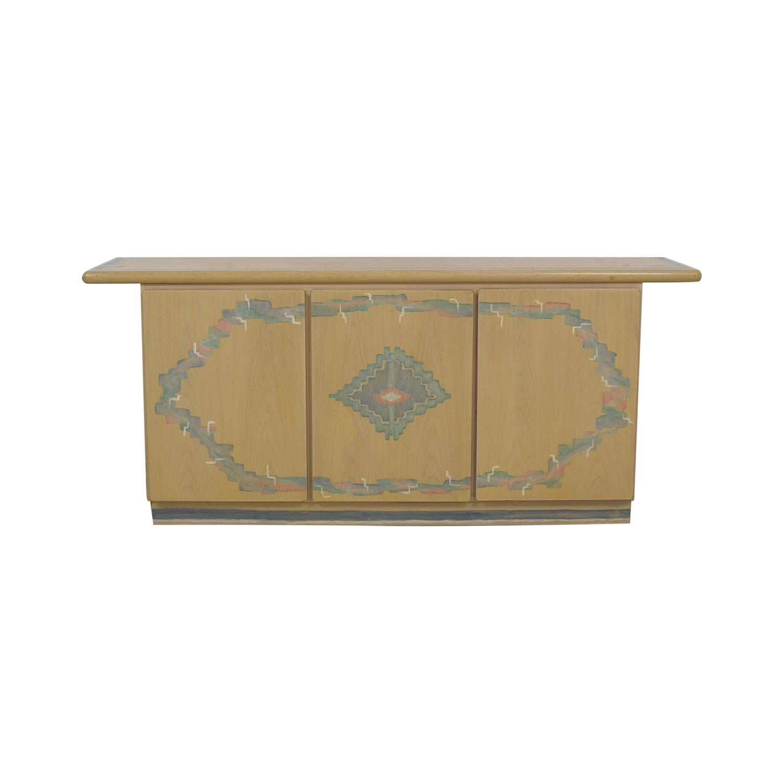 buy Scandinavian Designs Wooden Credenza Scandinavian Designs Storage