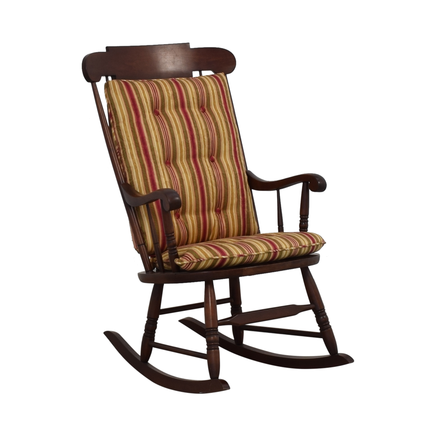 Groovy 75 Off Hitchcock Hitchcock Wooden Rocking Chair Chairs Download Free Architecture Designs Estepponolmadebymaigaardcom