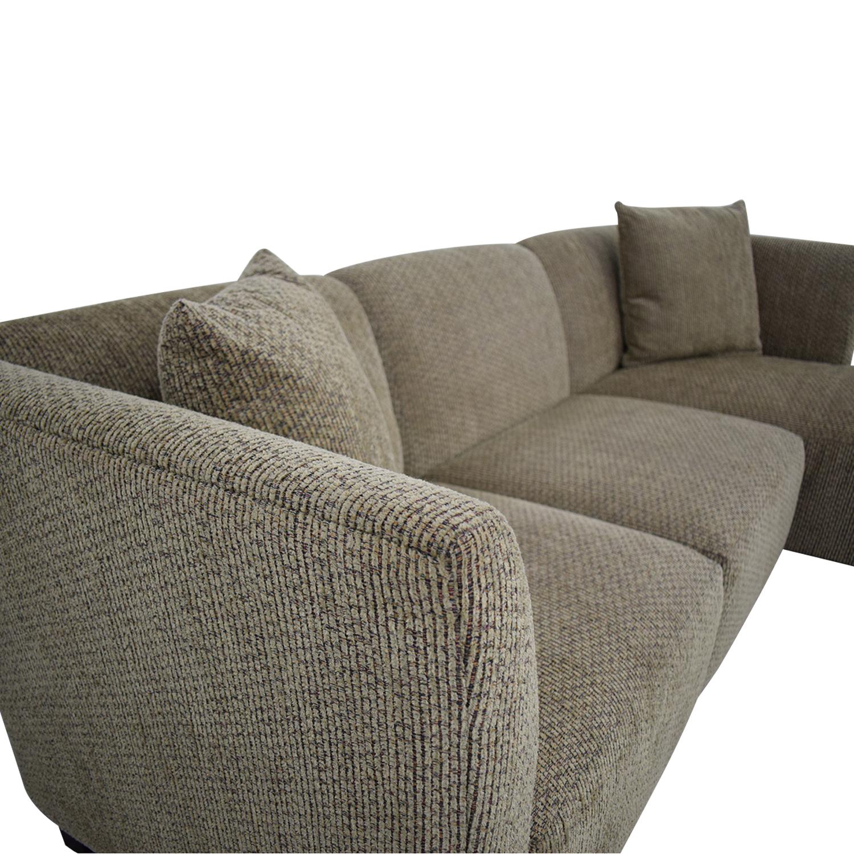 Rowe Furniture Rowe Furniture Sectional Sofa Sofas