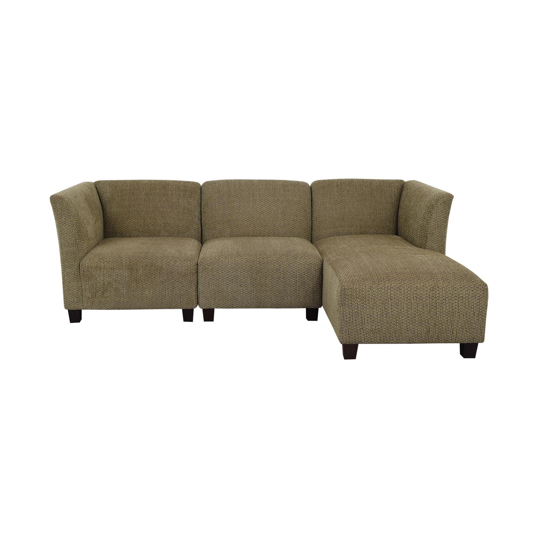Rowe Furniture Sectional Sofa