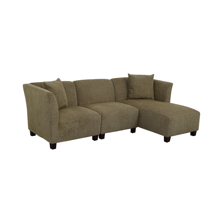 Rowe Furniture Rowe Furniture Sectional Sofa on sale
