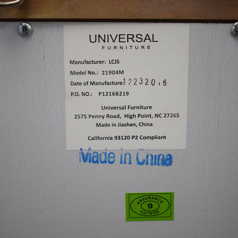 buy Universal Furniture Spencer Dresser with Mirror Universal Furniture Storage