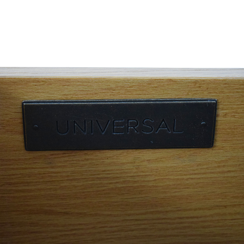 Universal Furniture Spencer Dresser with Mirror sale