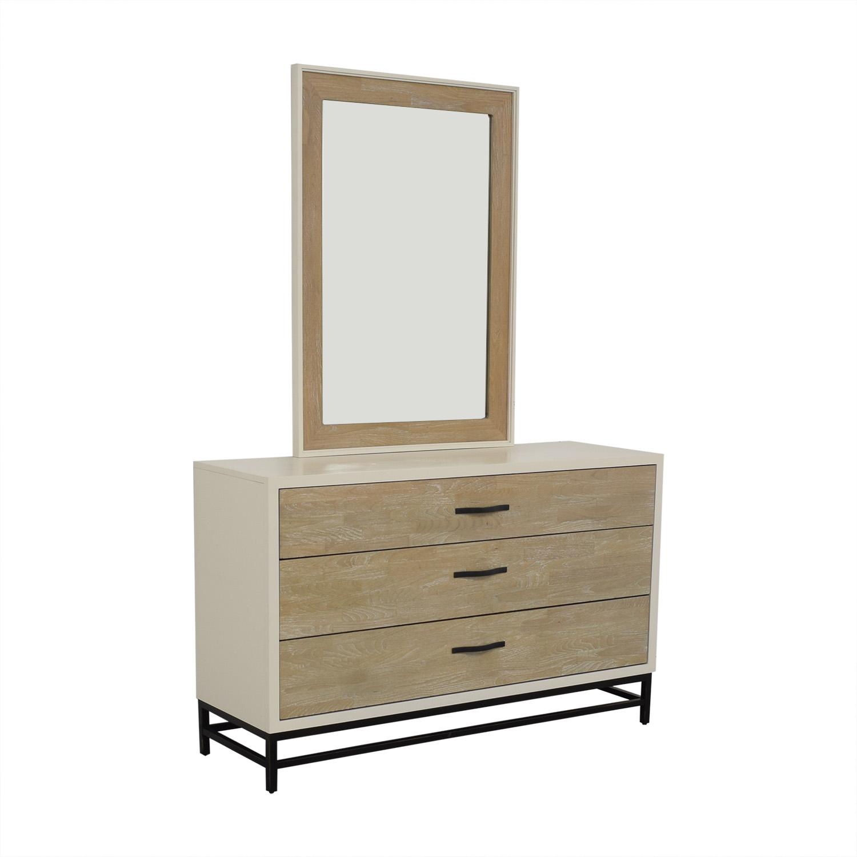 shop Universal Furniture Universal Furniture Spencer Dresser with Mirror online