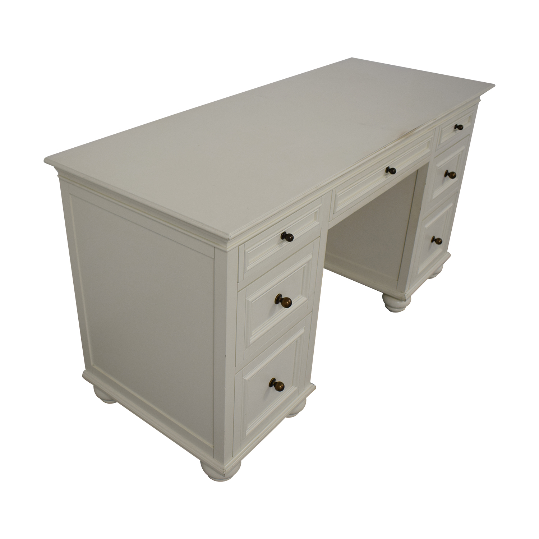 buy Pottery Barn Teen Chelsea Desk Pottery Barn Teen Home Office Desks