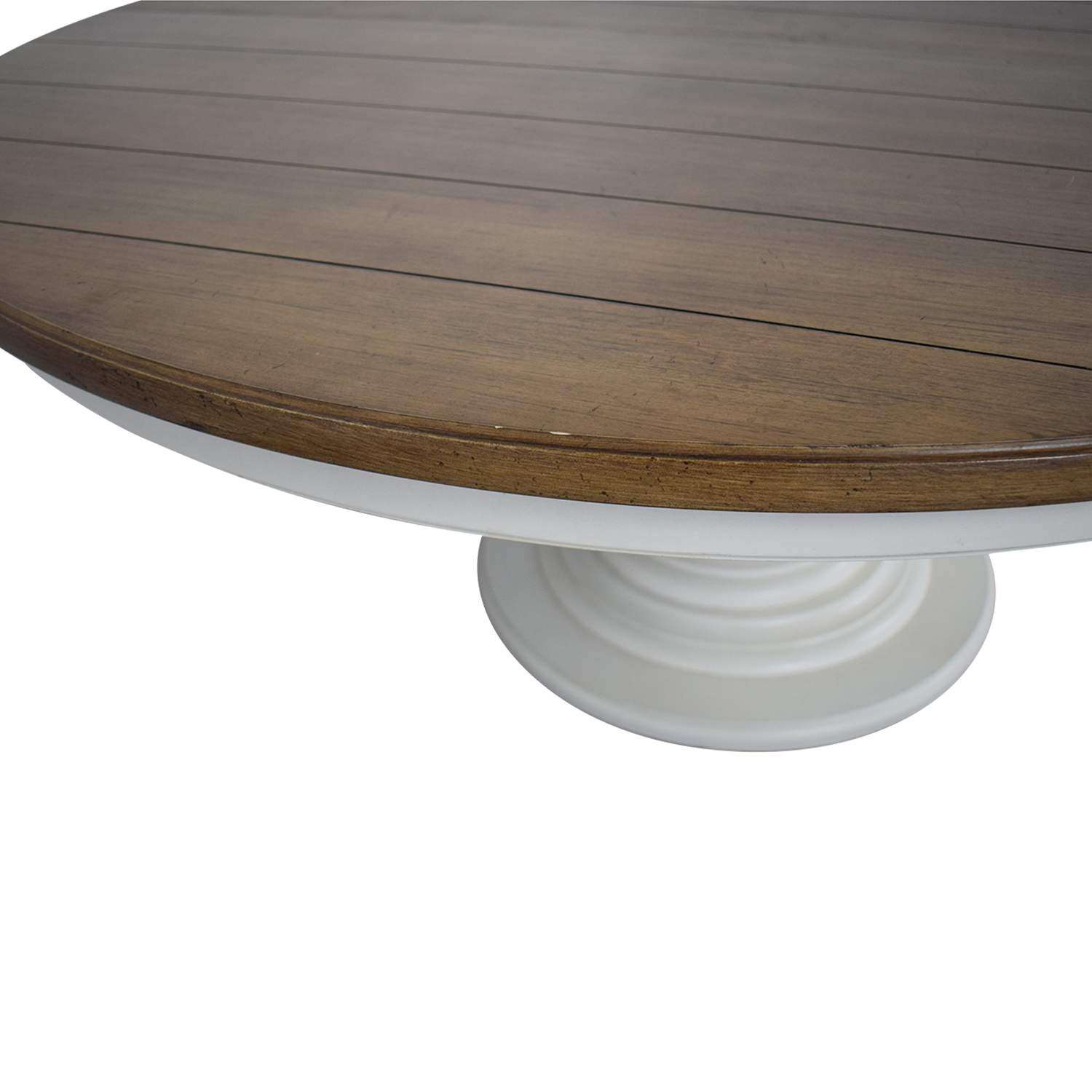 buy Macy's Sag Harbor Expandable Round Dining Pedestal Table Macy's Tables