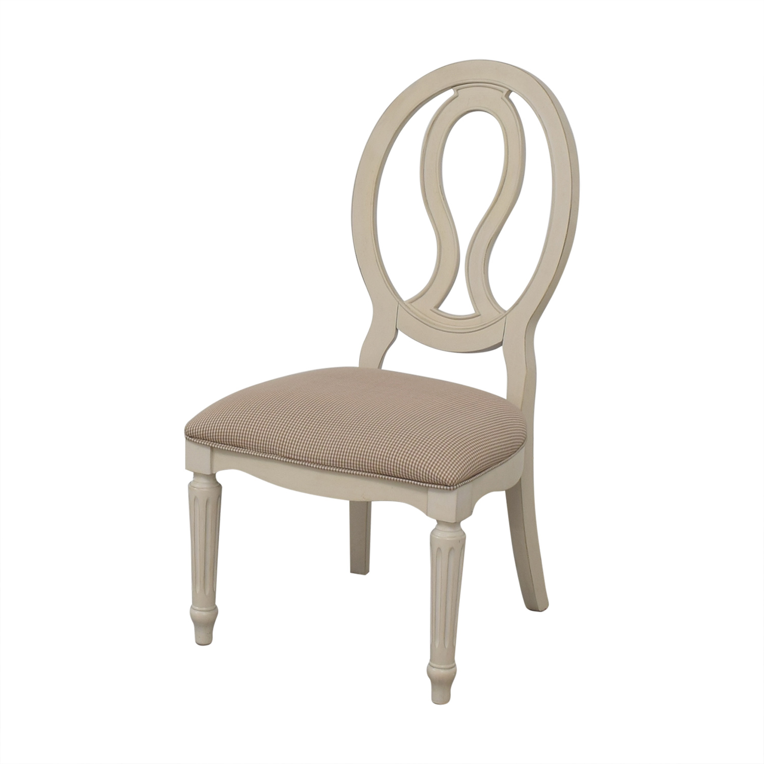 Universal Furniture Universal Furniture Pierced Back Side Chairs nyc