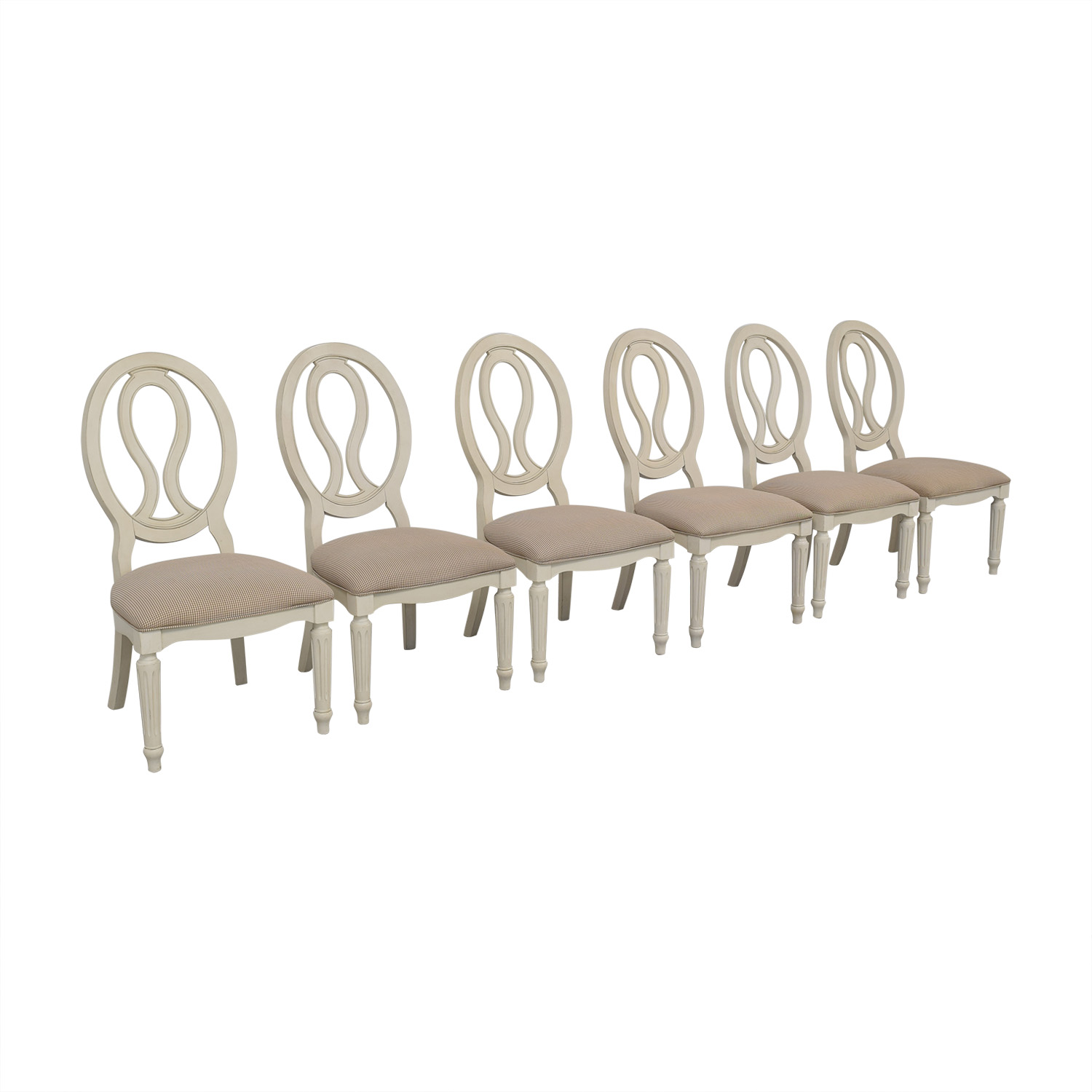 shop Universal Furniture Pierced Back Side Chairs Universal Furniture