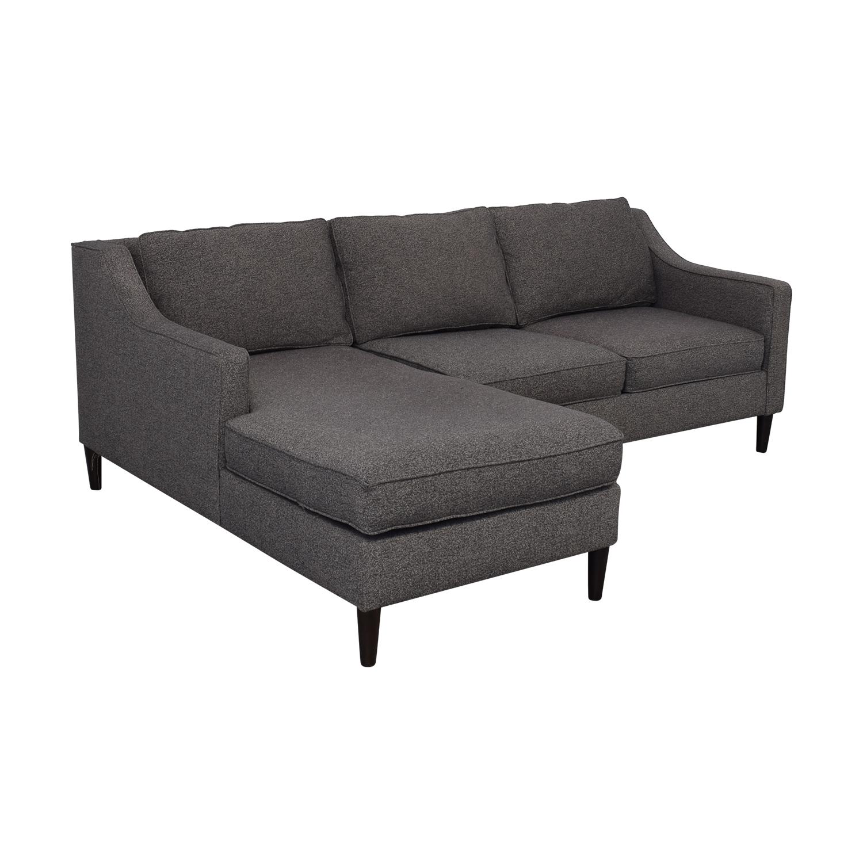 buy West Elm West Elm Paidge 2-Piece Chaise Sectional online