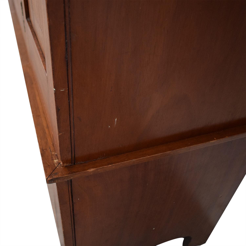 ABC Carpet & Home ABC Carpet & Home Armoire with Mirror Storage