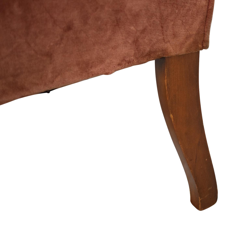 shop Antique Tall Back Armchair